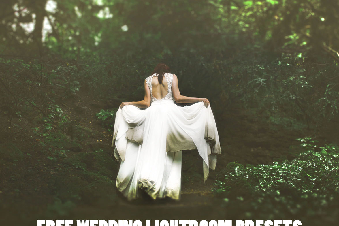 Today we are sharing 5 free Wedding Adobe Lightroom presets that are ...