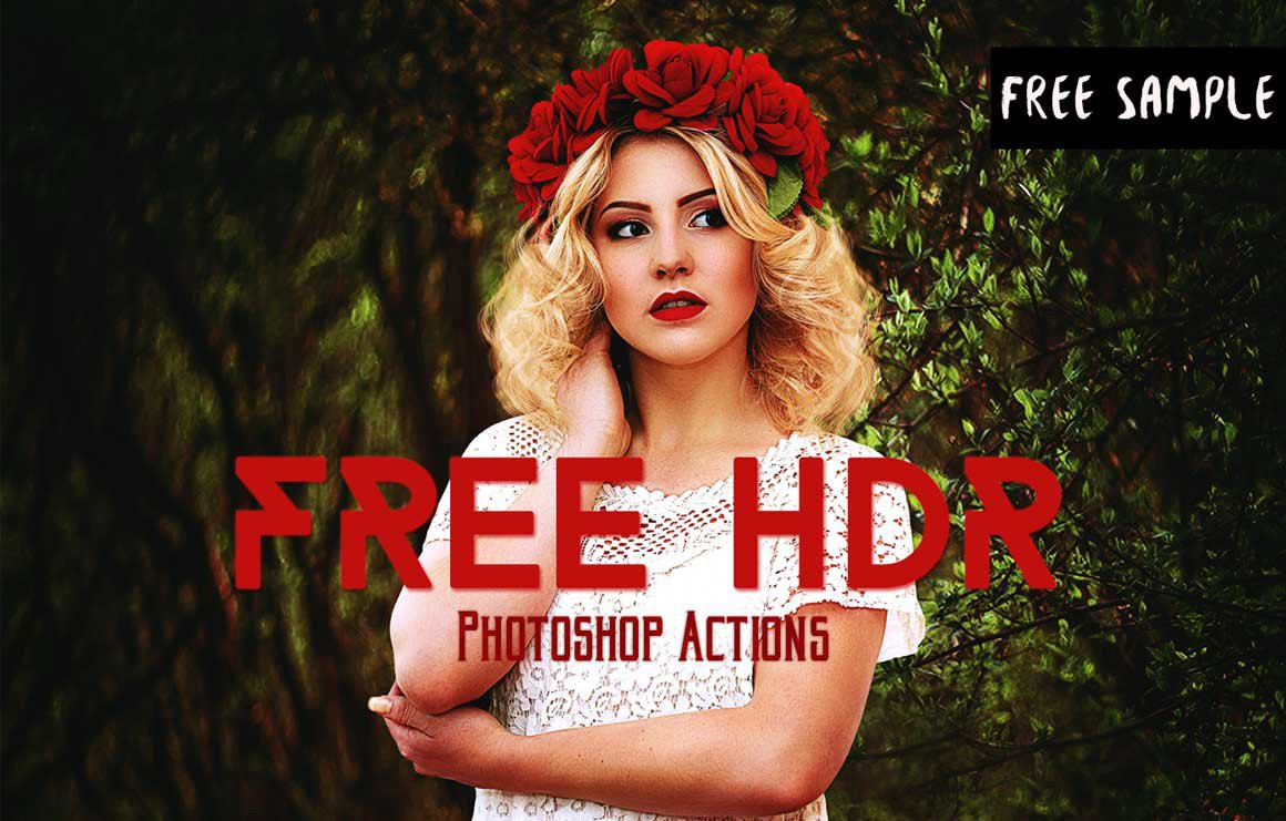 FREE DOWNLOAD HDR PHOTOSHOP ACTIONS