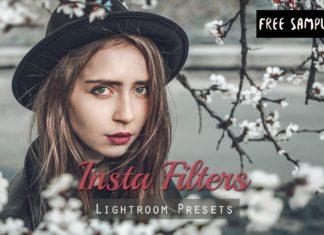 Free Insta Filter Lightroom Presets