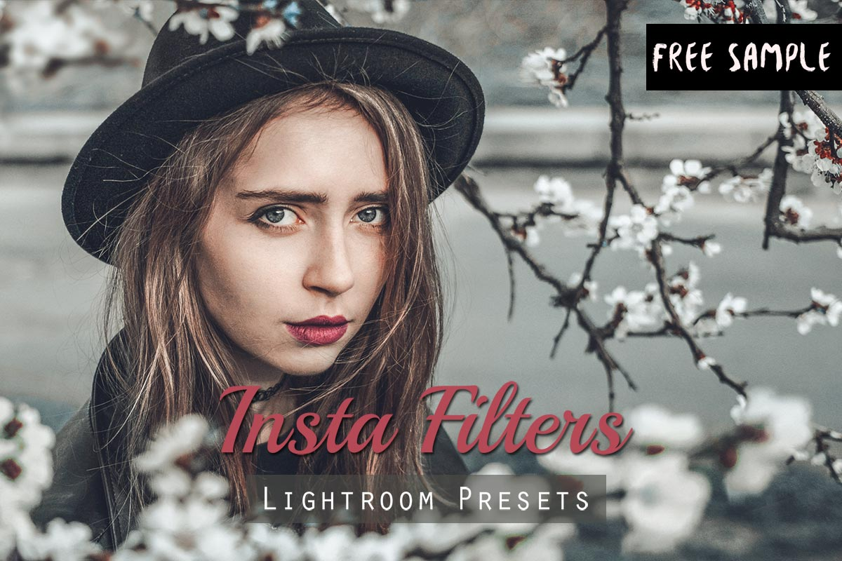 Free Insta Filter Lightroom Presets