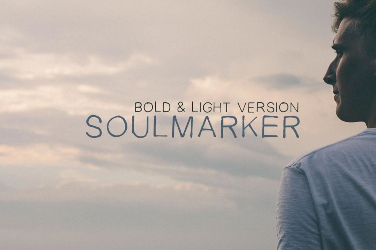 Soul Marker | 10 handwriting font | 41studio ruby on rails company