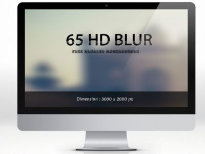 FREE 65 HD BLUR BACKGROUNDS
