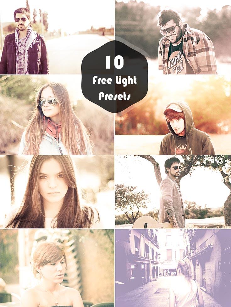 10 Free Light Lightroom Presets Vol.1 are specially designed for beginner and professional use. Just few clicks and amazing results.