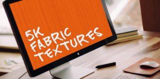 Free 5K Fabric Textures