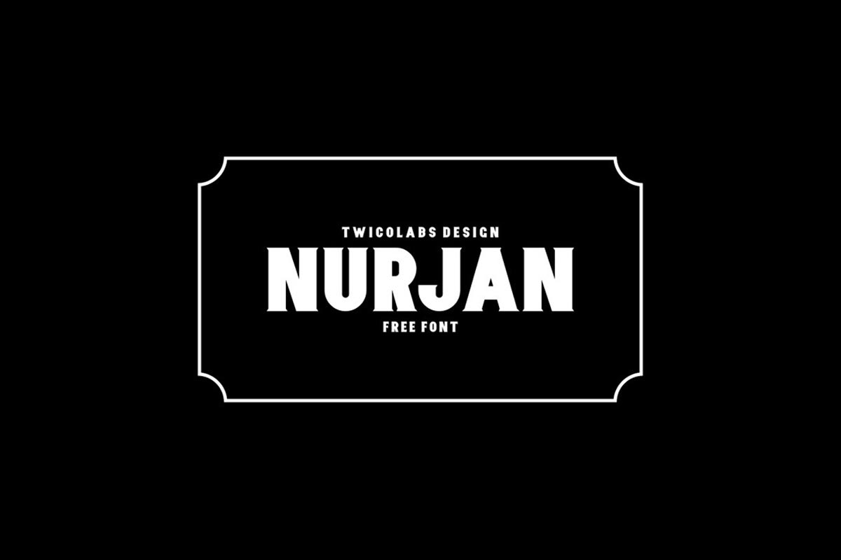Free Nurjan Fancy Font