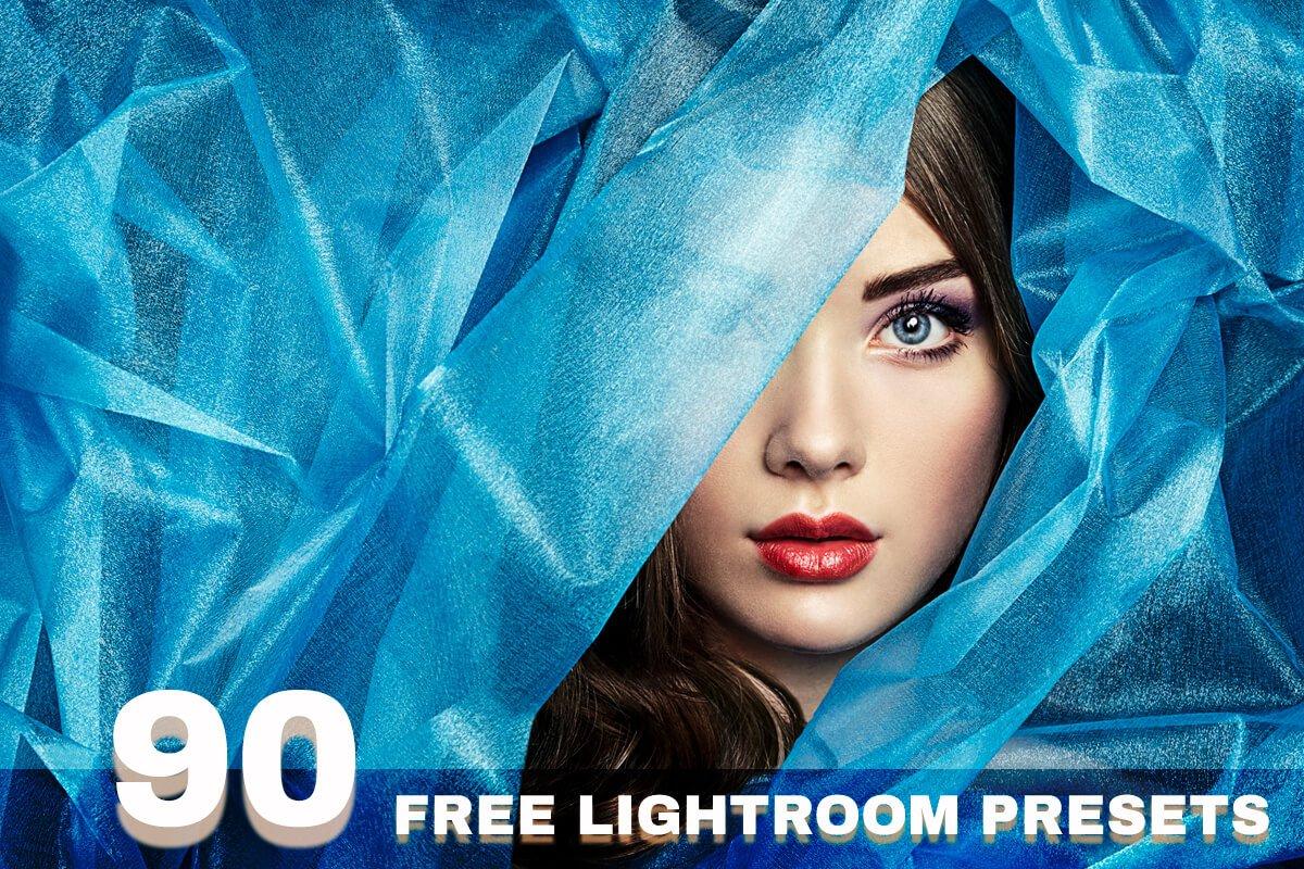 90 Free Lightroom Presets Bundle