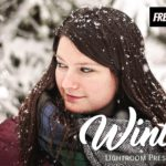 Free Winter Lightroom Presets