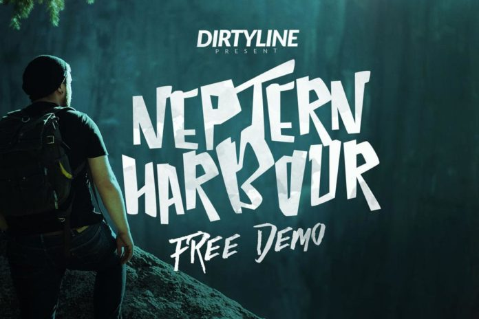 Free Neptern Harbour Font