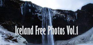 Iceland Free Photos Vol.1