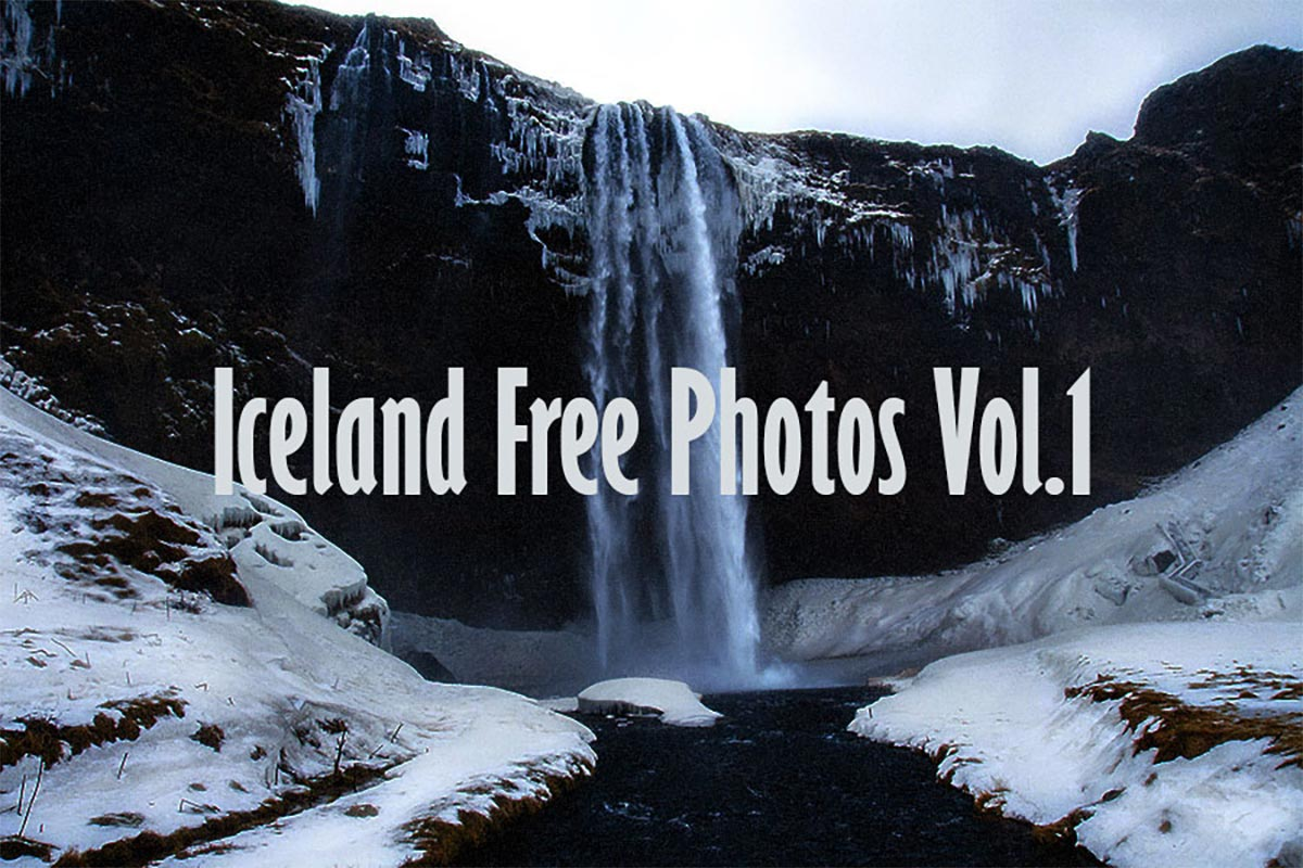 Iceland Free Photos Vol.1