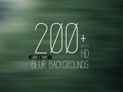 Free 200+ HD Blur Backgrounds