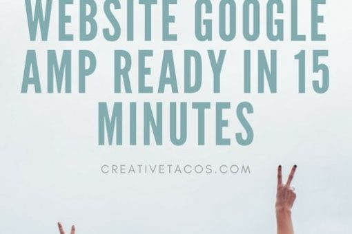 Easily Make Your WordPress Google AMP Ready With Analytics & Adsense Feature