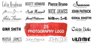 Free Logos for Photographers