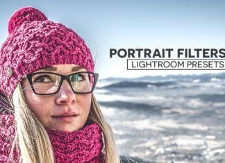Free Portrait Lightroom Presets Ver. 2