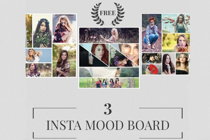 3 Free Instagram Mood Board Templates