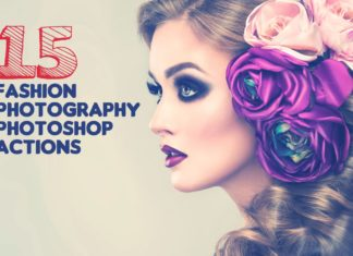 15 Free Fashion Photography Photoshop Actions