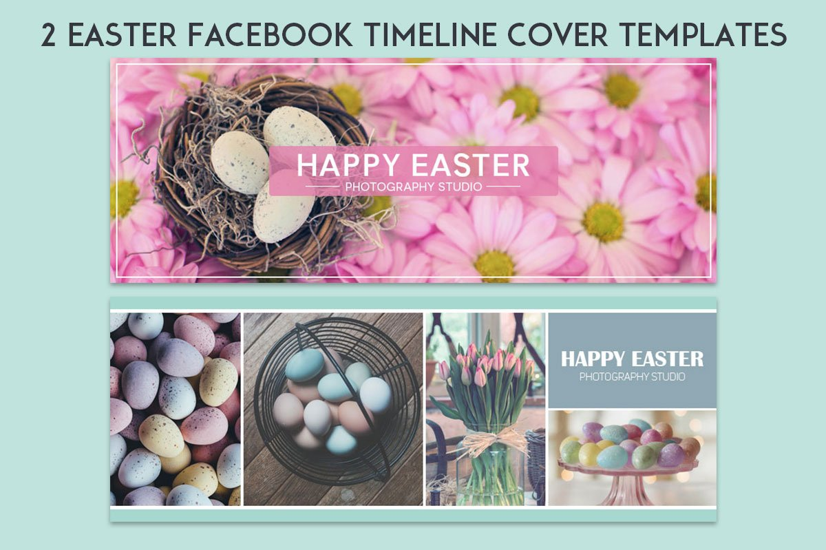 2 free easter facebook cover template psd creativetacos 2 free easter facebook cover template psd maxwellsz