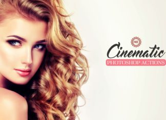 Free Cinematic Photoshop Actions