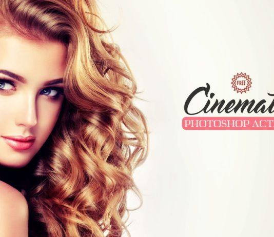 Free Cinematic Photoshop Actions