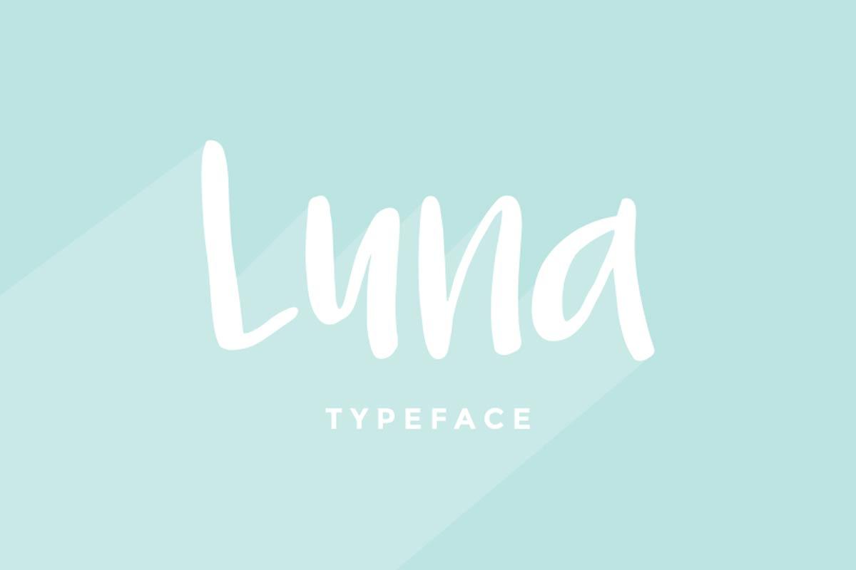 Free Luna Font