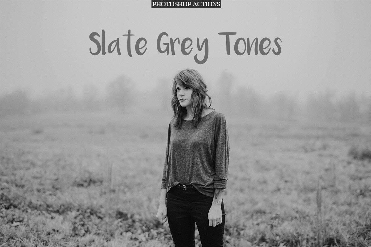Free Slate Grey Tones