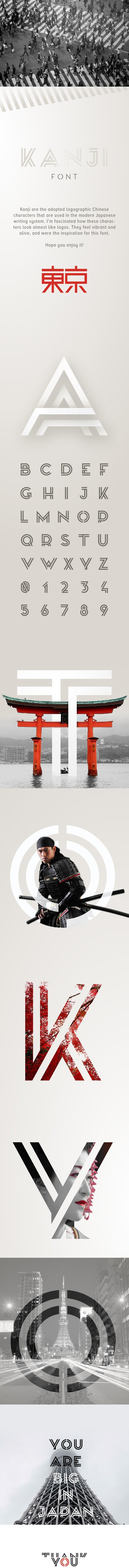 Free Kanji Font