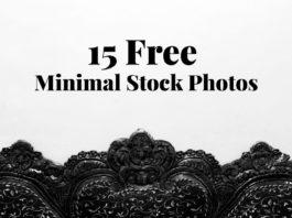 15 Free Minimal Stock Photos