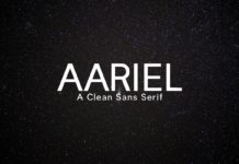 Free Aariel Sans Serif