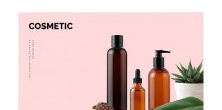 Free Cosmetic Mockup Demo Pack