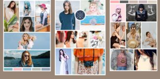 3 Free Pinterest Mood Board Templates