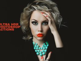 Free Ultra HDR Photoshop Actions