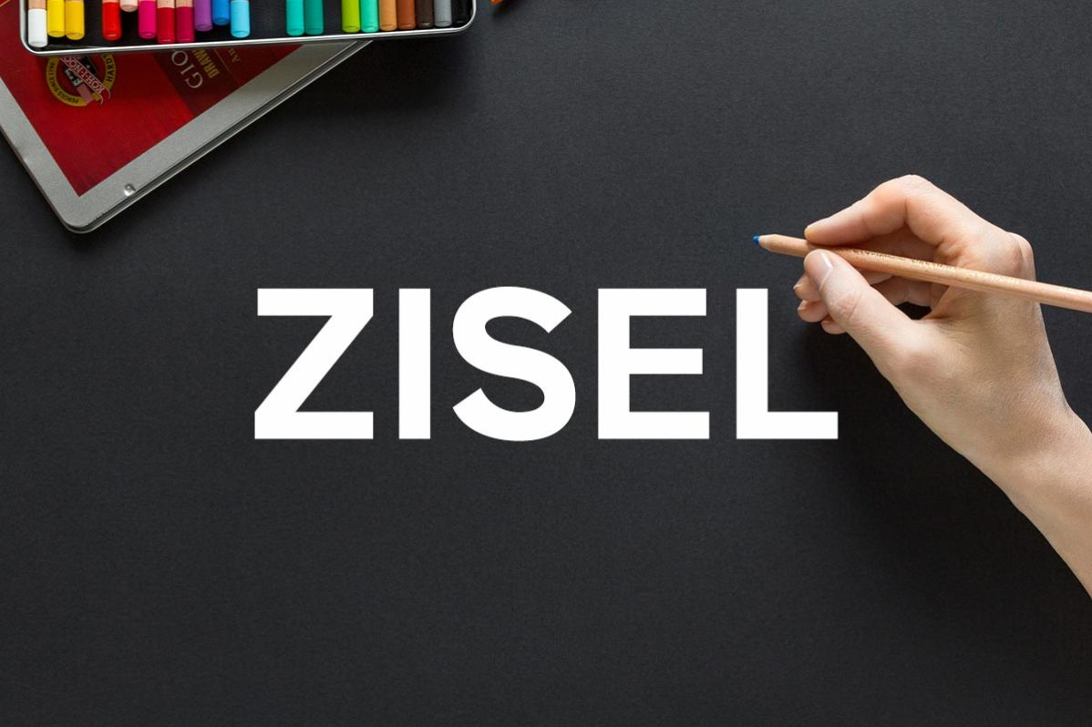Zisel Sans Serif Demo Feature Image