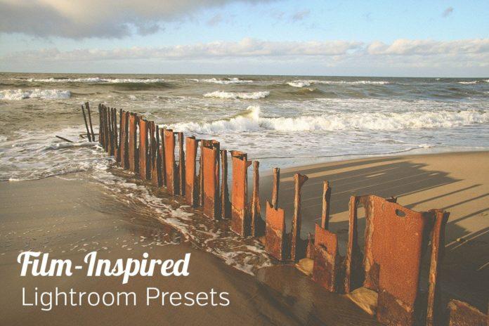 5 Free Film Inspired Lightroom Presets