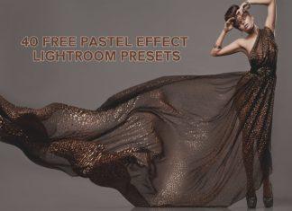 40 Free Pastel Effect Lightroom Presets