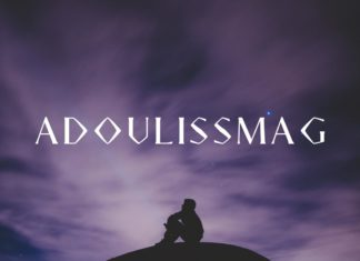 Free AdoulissMag Serif Font