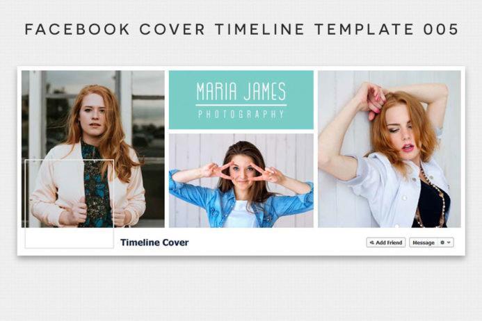 Facebook Cover Timeline Template 5