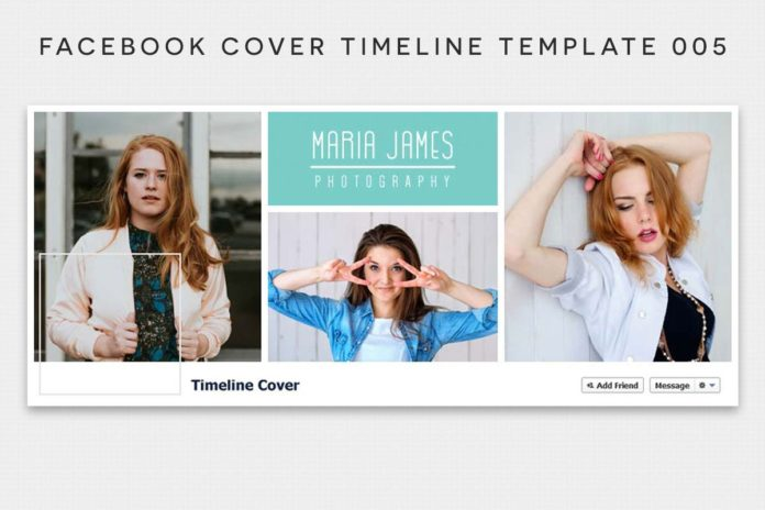 Facebook Cover Timeline Template 5