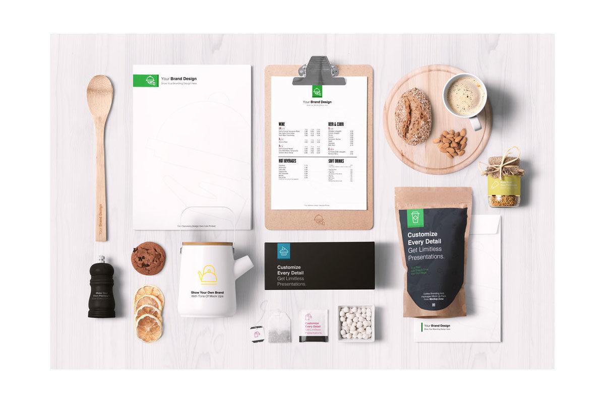 Download Free Coffee Mockup Demo PSD Pack — Creativetacos Free Mockups