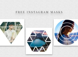 5 Free Instagram Masks
