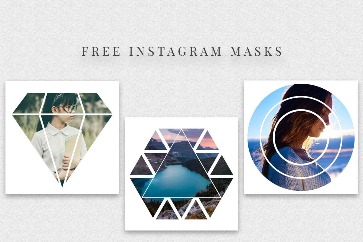 5 Free Instagram Masks