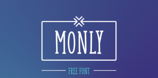 Free Monly Serif Font Family