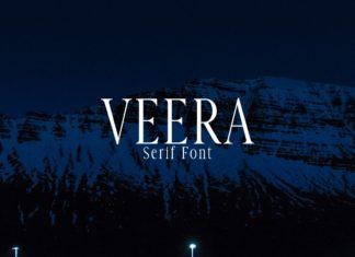 Free Veera Serif Font