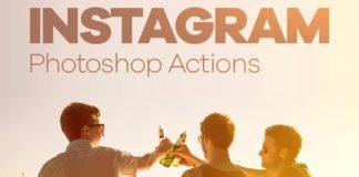 30 Instagram Photoshop Actions