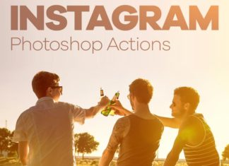 30 Instagram Photoshop Actions