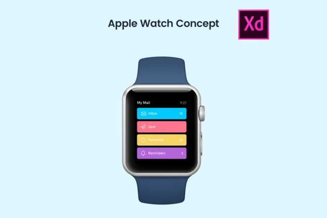 Free Apple Watch Concepts