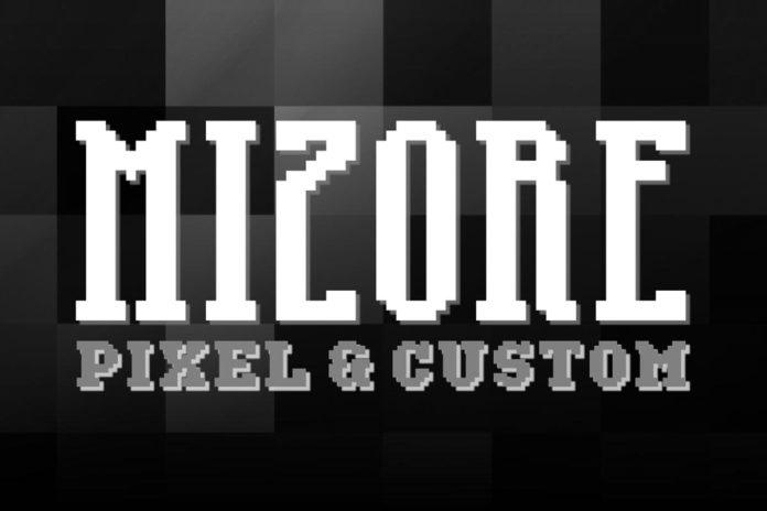 Free Mizore Fancy Font
