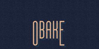 Free Obake Display Font