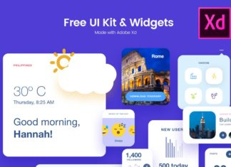 UI Kit & Widgets