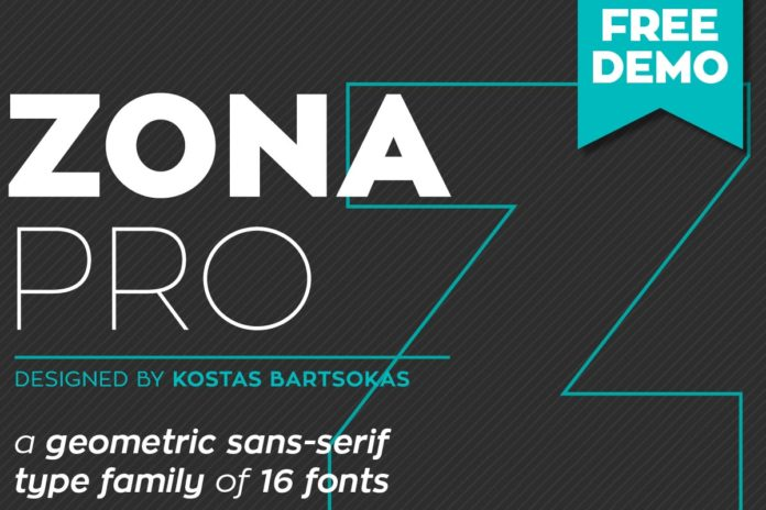 Free Zona Pro Font