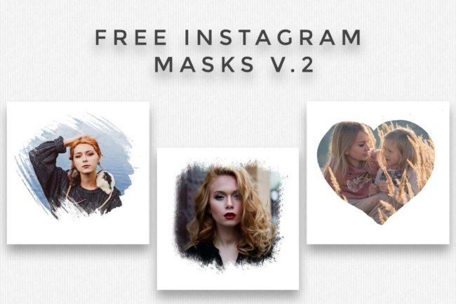 Free Instagram Masks V.2